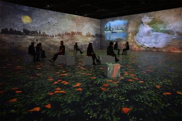 Une exposition permet de plonger dans l'univers de Monet