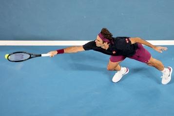 Federer et Djokovic passent au troisième tour à Melbourne