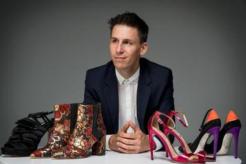 Design de chaussures: la bonne étoile de Jérôme C. Rousseau