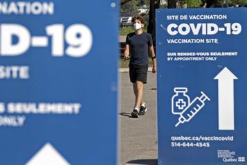 Un concours vaccinal dévoilé vendredi par Québec)