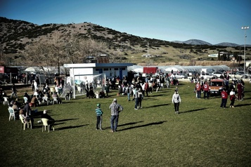 Nouveau séisme en Grèce Des centaines de personnes hors de leurs maisons)