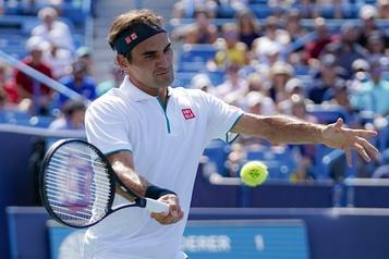 Roger Federer éliminé à Cincinnati