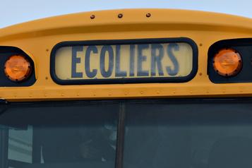 Un accident impliquant un autobus scolaire fait un mort dans Lanaudière