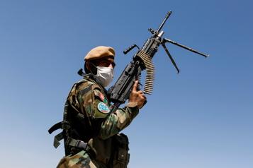 Afghanistan Un attentat à la voiture piégée fait au moins 14?morts et 90?blessés )