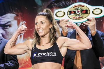 Kim Clavel «Le Mexique, c'est le pays de la vraie boxe» )