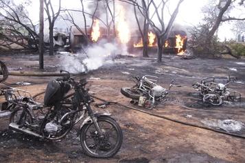Tanzanie: le bilan de l'explosion d'un camion-citerne atteint les 100 morts
