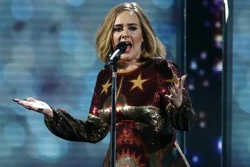 Une émission consacrée à Adele à CBS