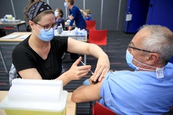 Vaccination Près de 234000 rendez-vous pris mardi)