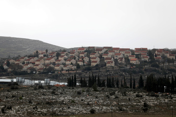 Nétanyahou promet 3500nouveaux logements pour colons en Cisjordanie