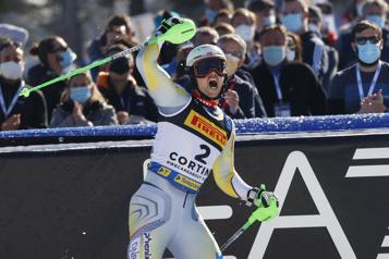 Mondiaux de ski alpin Sebastian Foss-Solevag gagne l'or au slalom)
