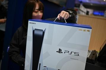 Sony Plus de 10millions de PlayStation5 vendues)