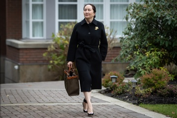 Huawei en discussion avec Washington pour le retour de Meng Wanzhou en Chine)