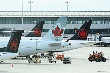 AirCanada annonce de nouveaux vols à partir de Québec)