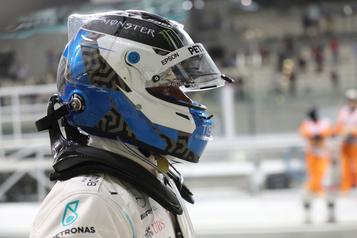 Valtteri Bottas domine les essais à Abou Dabi; Stroll 13e