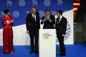 Prix Planeta Trois hommes se cachaient derrière l'écrivaine à succès Carmen Mola