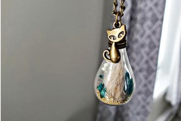 Des bijoux artisanaux pour amoureux des animaux)