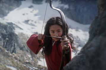 Mulan sur Disney+ en septembre)