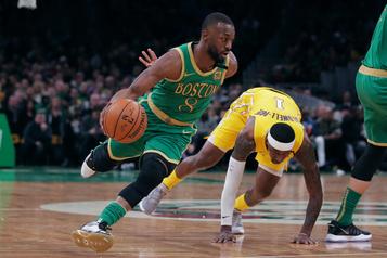 Les Celtics infligent la pire défaite de la saison aux Lakers