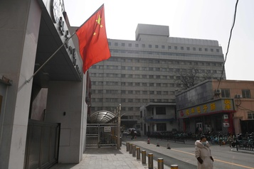 Les prisons chinoises, nouveau foyer de contagion du COVID-19