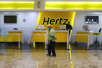 Hertz tente de sortir de la faillite)