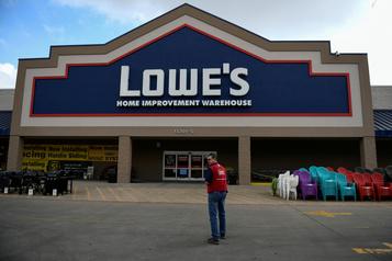 La restructuration semble fonctionner chez Lowe's