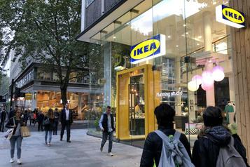 IKEA quitte leconfort delabanlieue… àLondres
