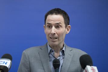 Direction du PQ: Frédéric Bastien se proclame candidat)