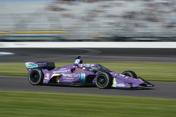 IndyCar Grosjean décroche la position de tête au Grand Prix d'Indianapolis)