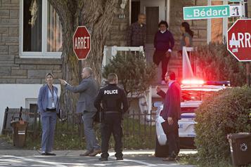 Un jeune homme assassiné à Montréal