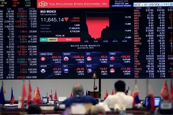 Déprimées par Wall Street, les Bourses asiatiques clôturent en forte baisse)