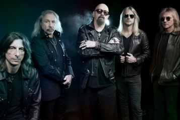 Judas Priest à Laval en novembre)