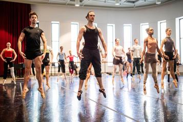 Photoreportage: danser Casse-Noisette depuis 20ans