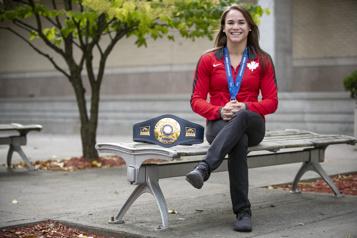 Non qualifiée pour les Jeux de Tokyo Patiente et résiliente, Linda Morais ne baisse pas les bras)