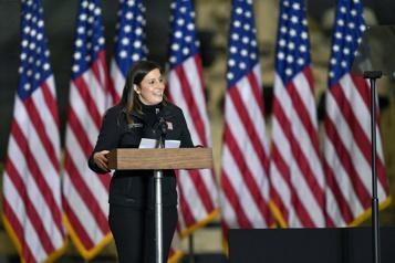 Leadership républicain L'élue Elise Stefanik gagne en influence grâce à Trump)