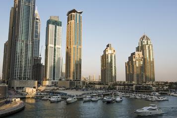 Nombre record de visiteurs en 2019 à Dubaï