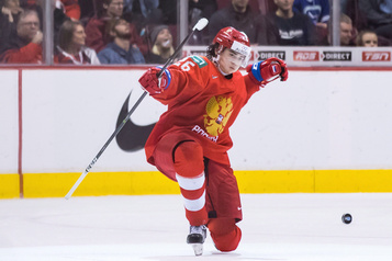 Romanov rejoindra le Canadien)