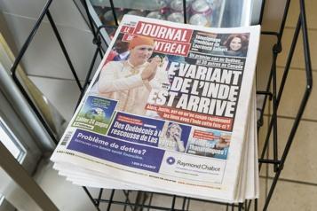 Trudeau en une  Une manchette du Journal de Montréal crée un «malaise» )