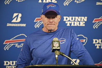 NFL : les Bills de Buffalo récompensent Sean McDermott)