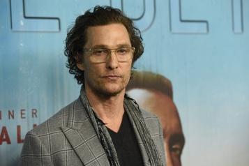 Matthew McConaughey s'inscrit sur Instagram