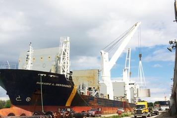 L'investisseur avisé: Van Berkom refait le plein de Logistec)
