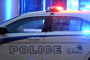 Québec: un homme blessé à coups d'arme blanche