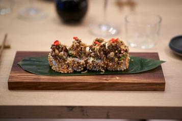 Bloom, ou la prochaine génération de sushis