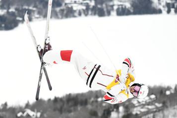 Ski acrobatique Le roi des bosses est de retour)