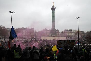 France De nouvelles manifestations contre la loi «sécurité globale»)