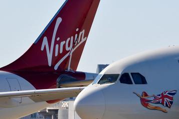 Virgin Atlantic lève 1,2 milliard de livres pour éviter la faillite)