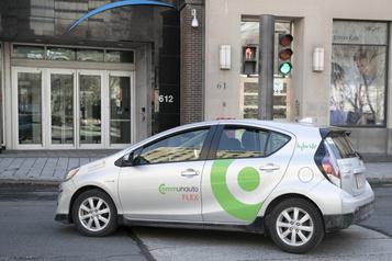 Communauto exigera 5$ pour un stationnement tarifé au centre-ville)