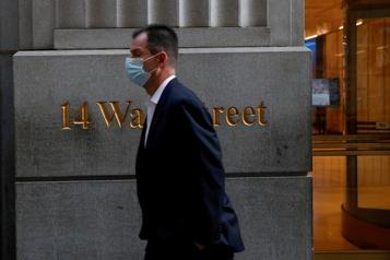 WallStreet monte malgré de mauvais chiffres sur l'emploi américain)