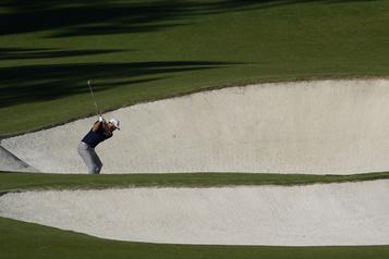 Tournoi des Maîtres Quatre golfeurs se partagent la tête au Tournoi des Maîtres)