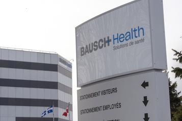 Transactions d'initiés: un milliardaire achète pour110millions de dollars de Bausch Health)