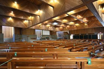 Des lieux de culte peu communs à découvrir)